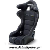 Κάθισμα Racing Pro-Adv Fiberglass Sparco