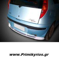 Spoiler Πίσω Fiat Punto 2000