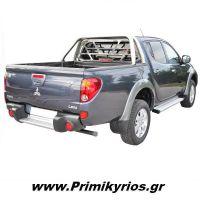 Roll Bar Mitsubishi L200 (TRITON) 2006+ Δύο Σκελών Επίπεδη Σχάρα
