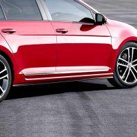 VW GOLF 7 5D 2013+ ΠΡΟΣΤΑΤΕΥΤΙΚΗ ΦΑΣΑ ΠΟΡΤΑΣ ΠΛΑΣΤΙΚΟ ΧΡΩΜΙΟ 8ΤΕΜ.