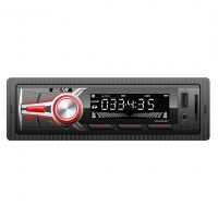 GEAR Automotive Equipment ΡΑΔΙΟ FM/USB/SD/MP3/BLUETHOOTH 4x45W GEAR ΜΕ REMOTE CONTROL (ΚΟΚΚΙΝΟΣ ΦΩΤΙΣΜΟΣ)