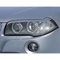 Autostyle BMW X3 E83 2004>2010 ΦΡΥΔΑΚΙΑ ΦΑΝΑΡΙΩΝ (ΠΛΑΣΤΙΚΟ ABS)